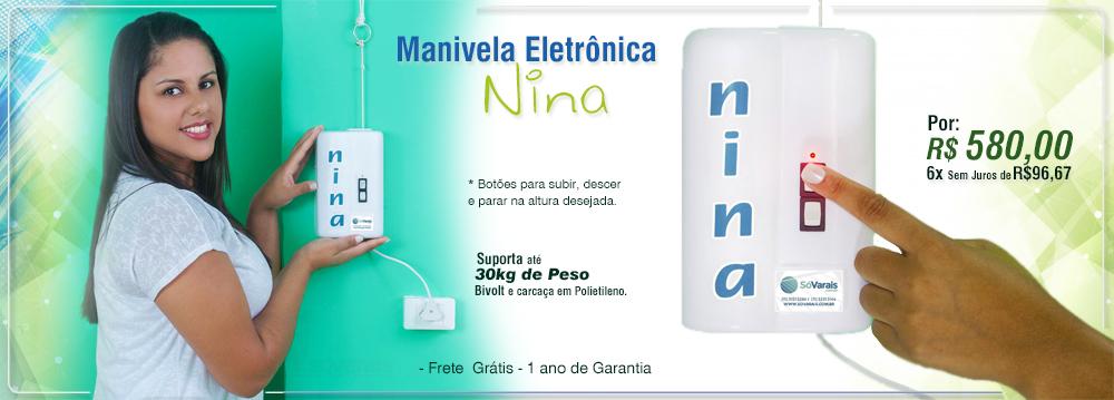Banner manivela priscila Sóvarais