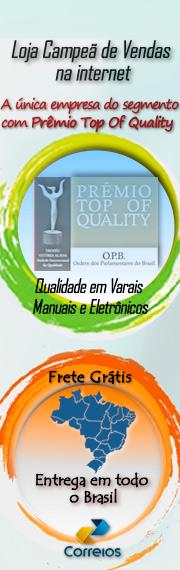 WWSóvarais Loja campeã de vendas na internet - a única empresa no segmento premiada pelo Top Of Quality - WWSóvarais Entrega em todo o Brasil - Frete Grátis